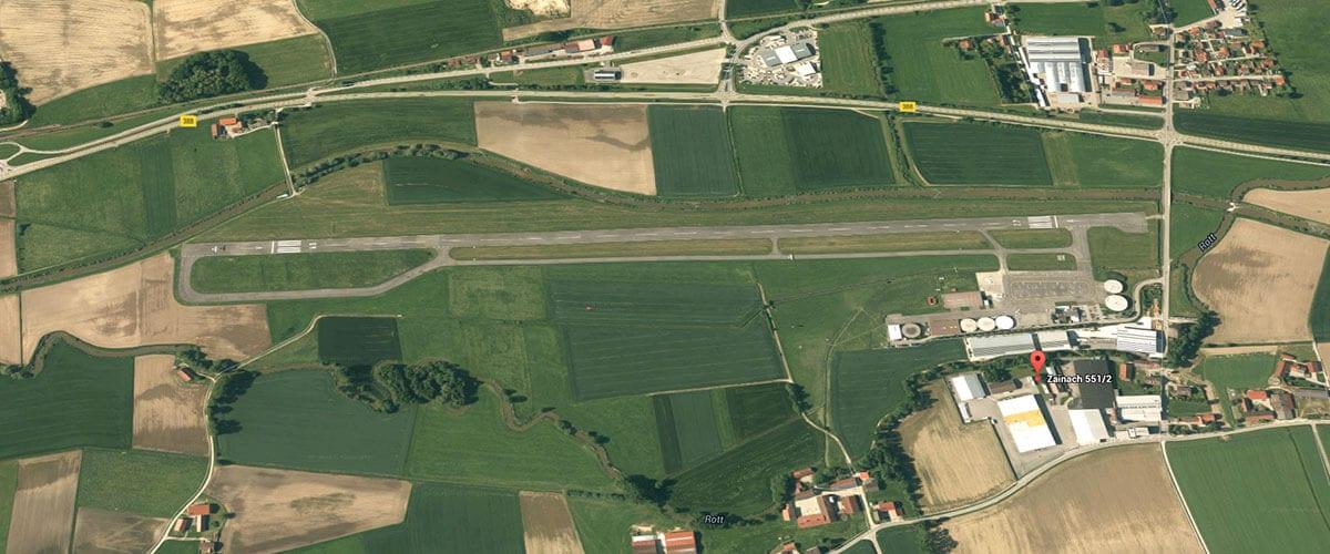 Flugplatz Eggenfelden - Deutschland
