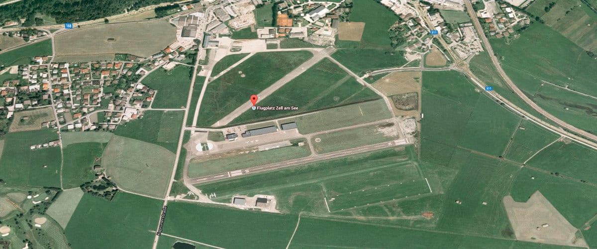 Flugschule Salzburg - Österreich - Austrian Pilots Academy - Standorte - Zell am See